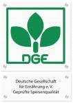 DGE-Unterschild-Premium